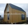 Строительство дачного дома в Перевалово
