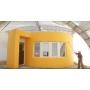 В первом в России напечатанном 3D доме установили окна Deceuninck