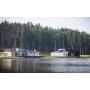 До 2022 года гольф-курорт Pine Creek построит на Урале 165 эко-коттеджей