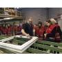 «День открытых дверей для старшеклассников» прошел на заводе «профайн РУС» в г. Воскресенске