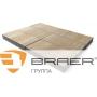 Вибропрессованная тротуарная плитка Braer Сити для мощения и благоустройства