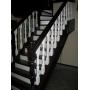 Основные преимущества деревянных лестниц