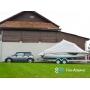 Экопарковка - зеленый паркинг на даче