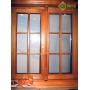 Реставрационные деревянные окна