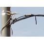 Замена старых проводов на СИП. Монтаж СИП провода