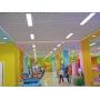 Светодиодное освещение торгового центра «КЕНГУРУ», Нижний Новгород