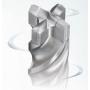 Новое поколение буров Quattric II для армированного бетона на 18% увеличивает скорость сверления