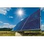 Строительство солнечной электростанции в Астраханской области