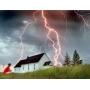 Новая система молниезащиты АББ действует быстрее молнии