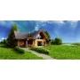 Приоритет на развитие строительства деревянных домов