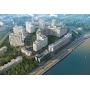 Сдана первая очередь МФК Riverside на Ушаковской набережной