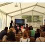 Партнер Deceuninck компания «Террадек» представила продукцию на ярмарке экологических материалов «Эко_Тектоника»