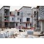 В «Белом городе» продолжаются фасадные работы