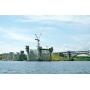 ГК «Союздорстрой» построила мост через московскую реку в рекордно короткие сроки