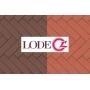 Клинкерная тротуарная брусчатка Lode в новом формате