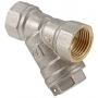 Фильтры латунные никелированные  Y-образные VT.190,191,192 по лучшей цене в регионе