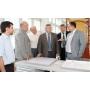 Завод компании ЛЕД-Эффект в г. Азов посетил губернатор Ростовской области Голубев В.Ю.