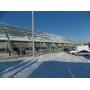 Открыт крупнейший футбольный манеж на Урале