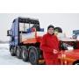 Компания Kaessbohrer помогает в проекте Reiser Schwertransport