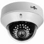 Новейшие купольные 2 Мп камеры видеонаблюдения марки Smartec с поддержкой коридорного формата