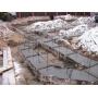 Что сделать, чтобы бетон не застыл на холоде?