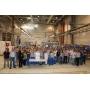 Пятидесятитысячный котел произвели на заводе «Бош отопительные системы» в г.Энгельсе