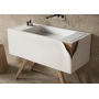 Ванна-гамак, душевая-невидимка и другие модные решения для ванных комнат