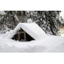 Как спасти дачу от снежных перегрузок
