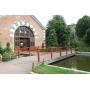 Партнер Deceuninck («Декёнинк») ГК «Террадек» и Ботанический сад МГУ открыли мост над «Зеркальным прудом»