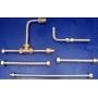 Сильфонные подводки для воды, пара и газа