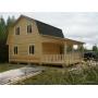 Преимущество домов из деревянного бруса