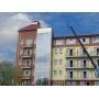 Здание гостиницы в Хабаровске остеклили окнами компании «Декёнинк»