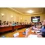 """Эксперт компании """"профайн РУС"""" принял участие в обсуждении презентации каталога экологически безопасных материалов  GREEN BOOK"""
