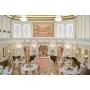 Фрески ОРТО украсили банкетный зал гостиничного комплекса «Чайка» (Караганда, Республика Казахстан)