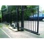 Автоматические откатные ворота для загородного дома: критерии выбора