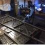 Внедрена роботизированная сварка стеллажей для хранения кабеля