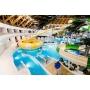 В самом большом аквапарке России применена инновационная система быстрой укладки плитки