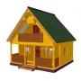О проектах строительства загородных домов под ключ