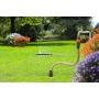 Сад во всеоружии: базовый комплект садового водопровода и шланг сочащийся для подземной прокладки GARDENA
