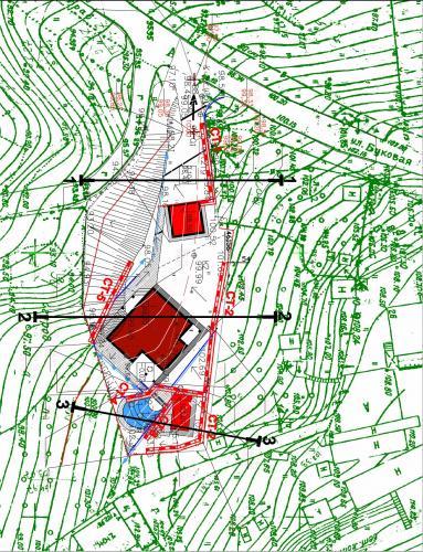 План организации рельефа