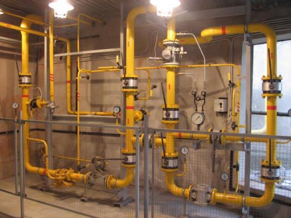порядок продувки системы газоснабжения котельной при пуске газа