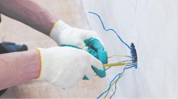 Ремонт своими руками провода