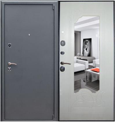 поставить в квартире в г истре железные двери цена