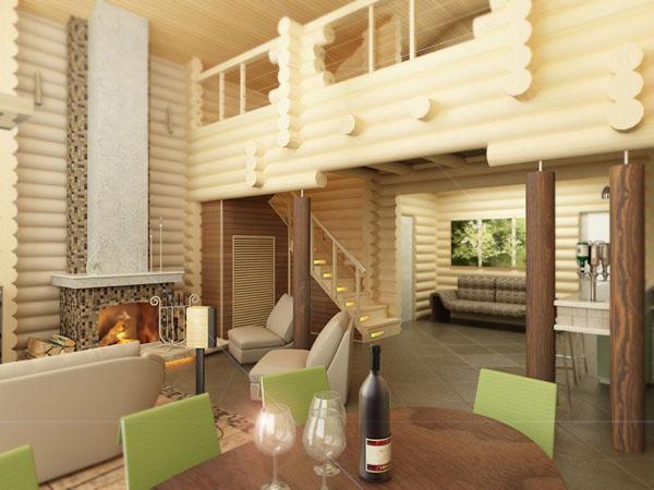 Красивый дизайн квартир с цветами