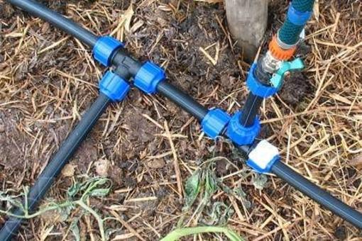 Соединение водопроводных пластиковых труб своими руками