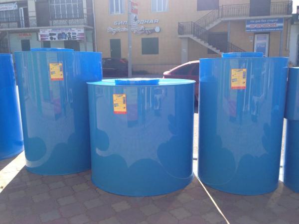 Бак для воды из пластика своими руками 84