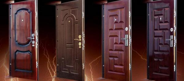 двери железны в квартиру