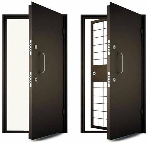 металлические двери 3 класса защиты для производства купить