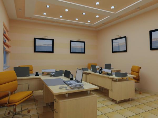 Дизайн кабинета бухгалтерии