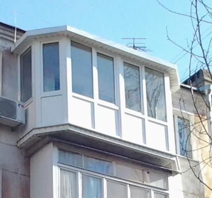 Лоджии: расширение. наращивание балконов. демонтаж краснодар.